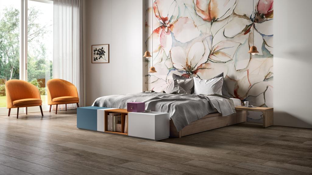 CDE wonderwall lotusa 35mm lotusb 35mm lotusc 35mm forest cembro 14mm bedroom 001